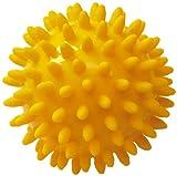 Prezzo Sissel Spiky Ball - Set di 2 palline da massaggio, colore: giallo, 8 cm
