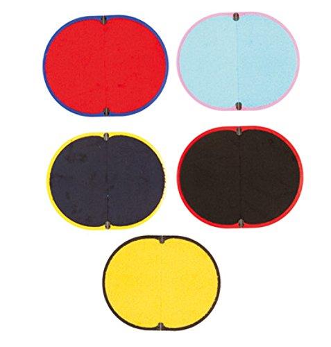 Mag _ GIMER 7/299Fitfeet Fußmatte Fußstütze Fußstütze Dusche gemischte Farben Zubehör, fuchsia