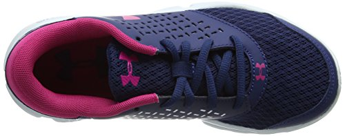 Under Armour Ua Ggs Micro G Rave Rn, Scarpe da Corsa Bambina Blu (Blackout Navy 997)