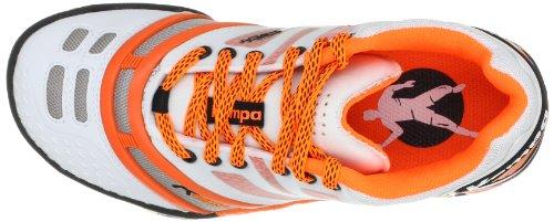 Kempa Kudos Women , Chaussures de sports en salle femme Blanc (Weiß)