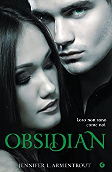 Obsidian (Lux Vol. 1) di [Armentrout, Jennifer L.]