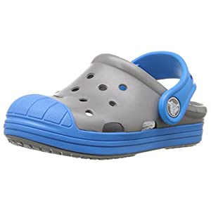 crocs Boy's Bump It Clogs