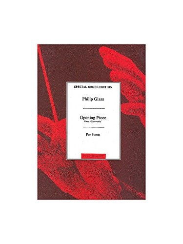 Philip Glass: Opening Piece From Glasswo...