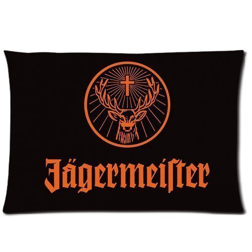 custom-rectangle-home-soft-zippered-pillowcase-jagermeister-logo-standard-size-2030-twin-sides