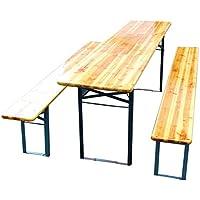 SET BIRRERIA: tavolo e due panche