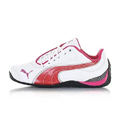 Puma - Fashion / Mode - Drift Cat Iii L Glitter Kid - Taille 28 - Blanc