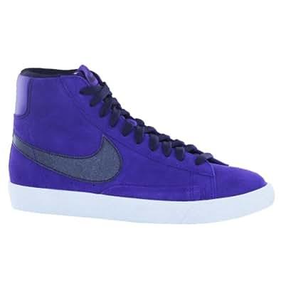 Nike BLAZER MID VINTAGE (GS) unisex erwachsene wildleder sneaker high