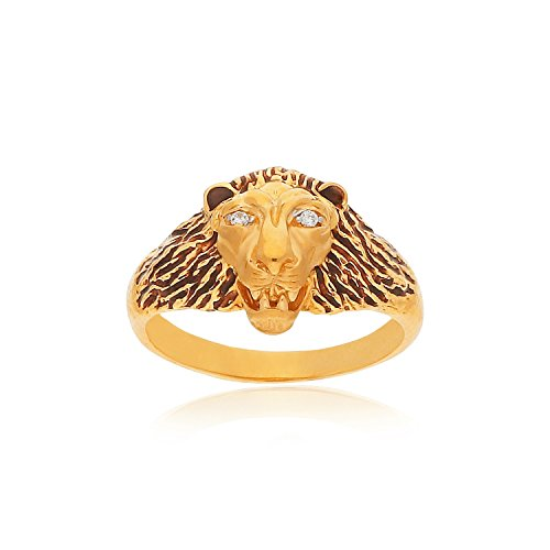Jewel e 22k 916 Yellow Gold The Lyov Ring
