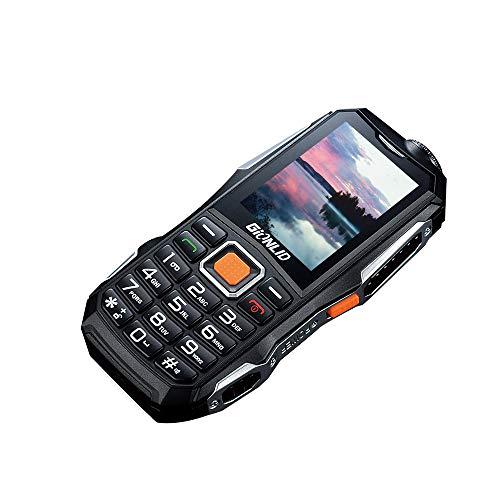 jieGREAT  MOBILTELEFON Räumungsverkauf  , Neuer GSM-Handy blau 12000mAh 2,4 Zoll 8.0MP Dual-SIM für ältere Menschen 8 Mp Handy