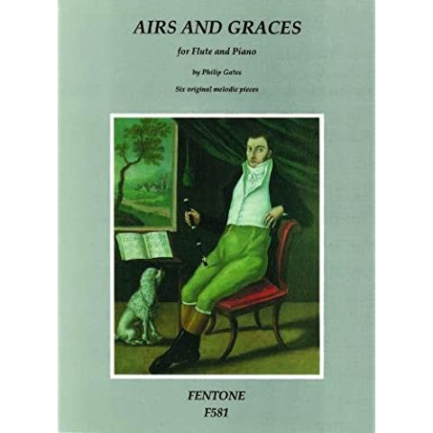Gates: Airs and Graces (Flute & Piano)