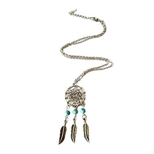 Retro Traumfänger Anhänger Spezielle Design Halskette Schmuck Geschenk