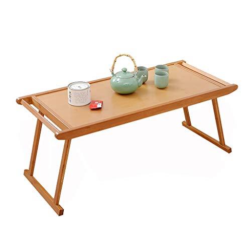 e X-L-H Laptop-Schreibtisch Verstellbare Faltbare Fach Schublade (größe : 76 * 43 * 29cm) ()