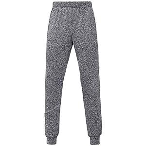 Sundried Mens Grey Jogger Pantaloni Sportivi Skinny Jogging Fondi per Gli Uomini Tapered Slim Fit