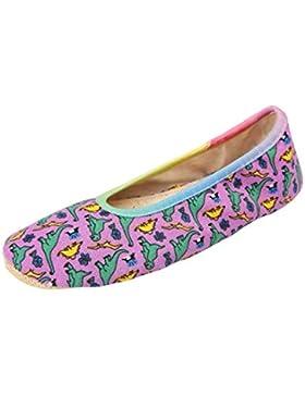 YUMP YUMPZ - Zapatillas de gimnasia para niña