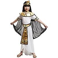 My Other Me - Disfraz egipcia para niña, 7-9 años (Viving Costumes 203366)