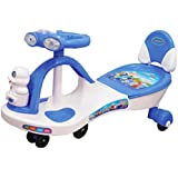 Funride BOOST - Twist And Swing Magic Car With LED Lights, Musical Rhymes And Backrest (88 X 25 X 28 Cm)