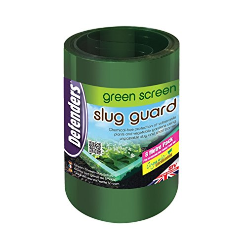 Defenders Greenscreen Slug Snail Barrière 8m