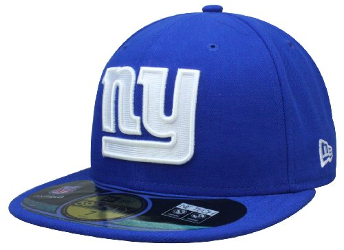 New Era Casquette New York Giants NFL on field Fitted | 59Fifty Cap Tailles 67/8-7 5/8