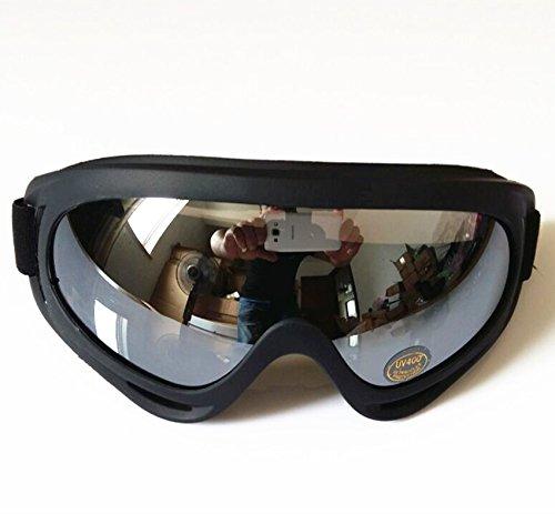 Outdoor Winddicht UV 400 Schutz Ski Snowboard Schutzbrillen Komfort Motorrad Cycling CS Sicherheit Schutzbrillen