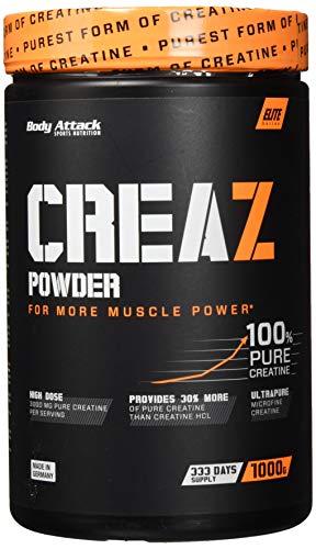 Body Attack, Creaz hochkonzentriertes Kreatin, 1 kg