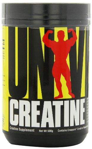 Universal Nutrition 100% Pure Creapure® Creatine Monohydrate Powder 500g