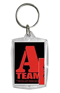 Empire Merchandising A-Team Keyring Double Sided