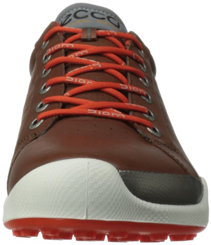 ECCO 2013 Biom Hybrid Chaussures Homme confortables, performantes et imperméables Acajou/Feu/Brique