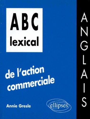 ABC lexical de l'action commerciale : Anglais