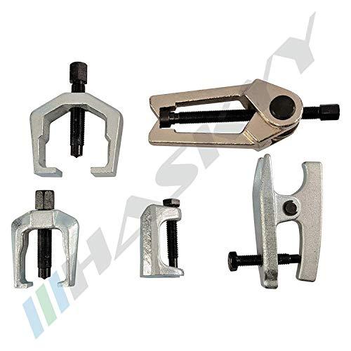 Soporte Articulado R/ótula R/ótula Extractor 5 Piezas Herramienta CTKSAW5-14