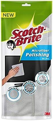 Scotch-Brite Microfiber Polishing Wipe (Grey)