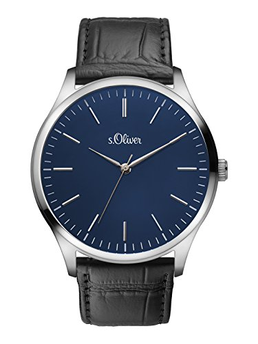 s.Oliver Time Men's Watch SO-3338-LQ