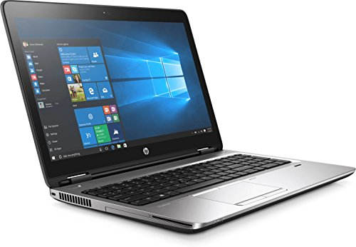 HP 650 G3  15 6 inch  Notebook Core i5  7200U  2 5GHz 4GB 500GB DVD-Writer WLAN BT Webcam Windows 10 Pro 64-bit  HD Graphics 620