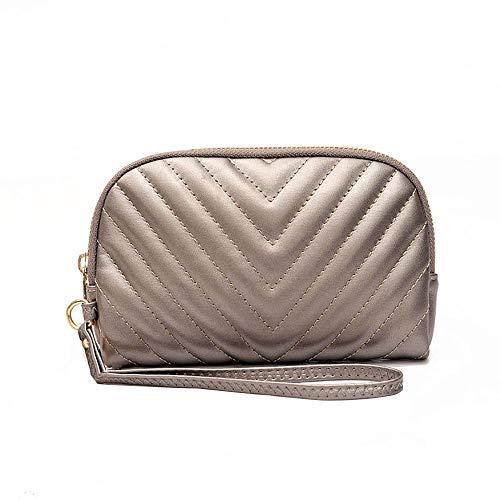 89264e84389a6 Bfmyxgs Mode Handtasche für Frauen Mädchen Vintage Schlange Knochen Kette  Handytasche Tasche.
