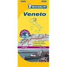 Map 0355 Veneto (Mapas Local Michelin)