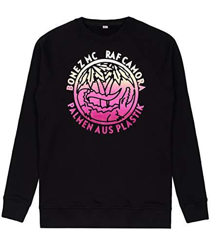 Palmen aus Plastik 2 Tour Sweater, Farbe:schwarz, Größe:S -