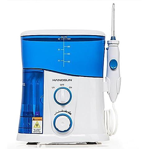 Hangsun idropulsore dentale Waterjet HOC300 Water flosser e Sterilizzatore UV