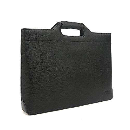 LOTUFF ,  Aktentasche schwarz schwarz schwarz
