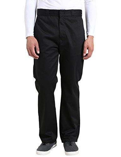 Lower East Le222 Pantalon, Noir, W32/L32