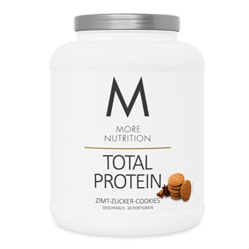 More Nutrition Total Protein - Whey & Casein