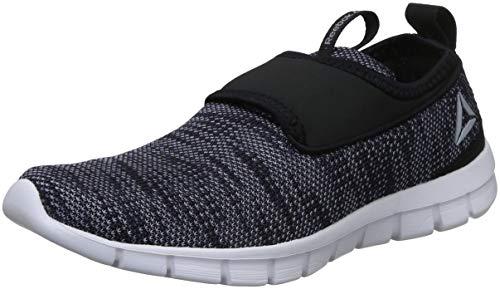58b79a91 Reebok Men's Tread Walk Lite Pro Black/Grey/White Running Shoes-9 UK ...