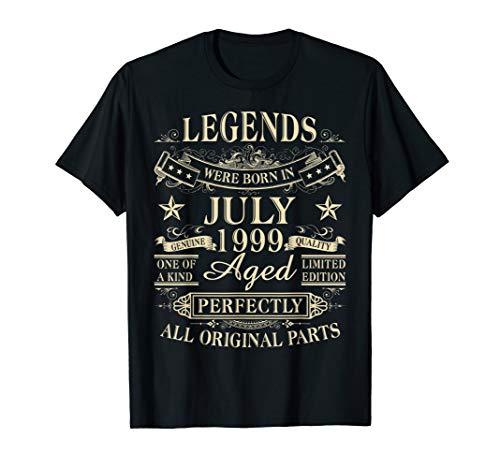 Legenden wurden im Juli 1999 zum 20. Geburtstagsgeschenk (Weihnachten Im Juli Kostüm)