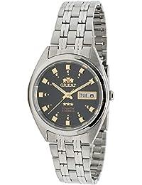 Orient Reloj Analógico para Mujer de Automático con Correa en Acero  Inoxidable FAB00009B9 d50431afa29f