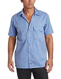 Rotonda South, Blouse de Travail Homme, Bleu (Dark Navy), LargeDickies
