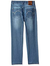 2be7b12f6 Denim Boys' Clothing: Buy Denim Boys' Clothing online at best prices in  India - Amazon.in