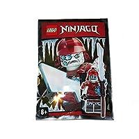 Blue Ocean LEGO Ninjago Blizzard Samurai #2 Minifigure Foil Pack Set 891956 (Bagged)