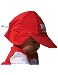 Chapeau anti UV taille unique Rouge BEABA