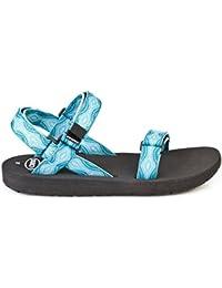 Source - Gobi - Sandales taille 48, bleu