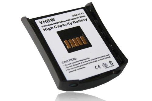 vhbw Ni-MH Akku 500mAh (3.6V) für schnurlos Festnetz Telefon Alcatel Mobile 100 Reflexes wie 3BN66089 AAAC, 3BN66090 AAAC, 3BN67137AA.