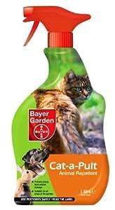 Bayer Garden 80232195 - Cat-A-Pult, repellente per animali pronto per l'uso, 1 l