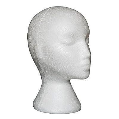 Prochive Modellkopf weiblich Schaumstoff